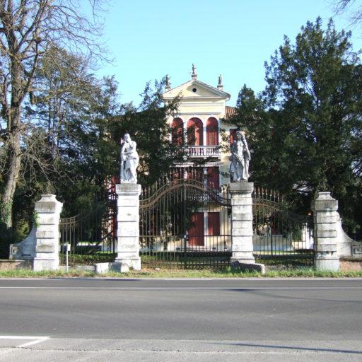 Villa Albrizzi Franchetti