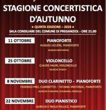 Presentazione Stagione Concertistica e Ciclo di conferenze d'autunno