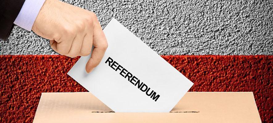 REFERENDUM 2020: ISCRITTI AIRE E OPZIONE DI VOTO IN ITALIA