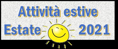 Indagine di mercato per l'acquisizione di manifestazioni d'interesse per la gestione di attività estive per minori residenti nel comune di Preganziol – anno 2021.