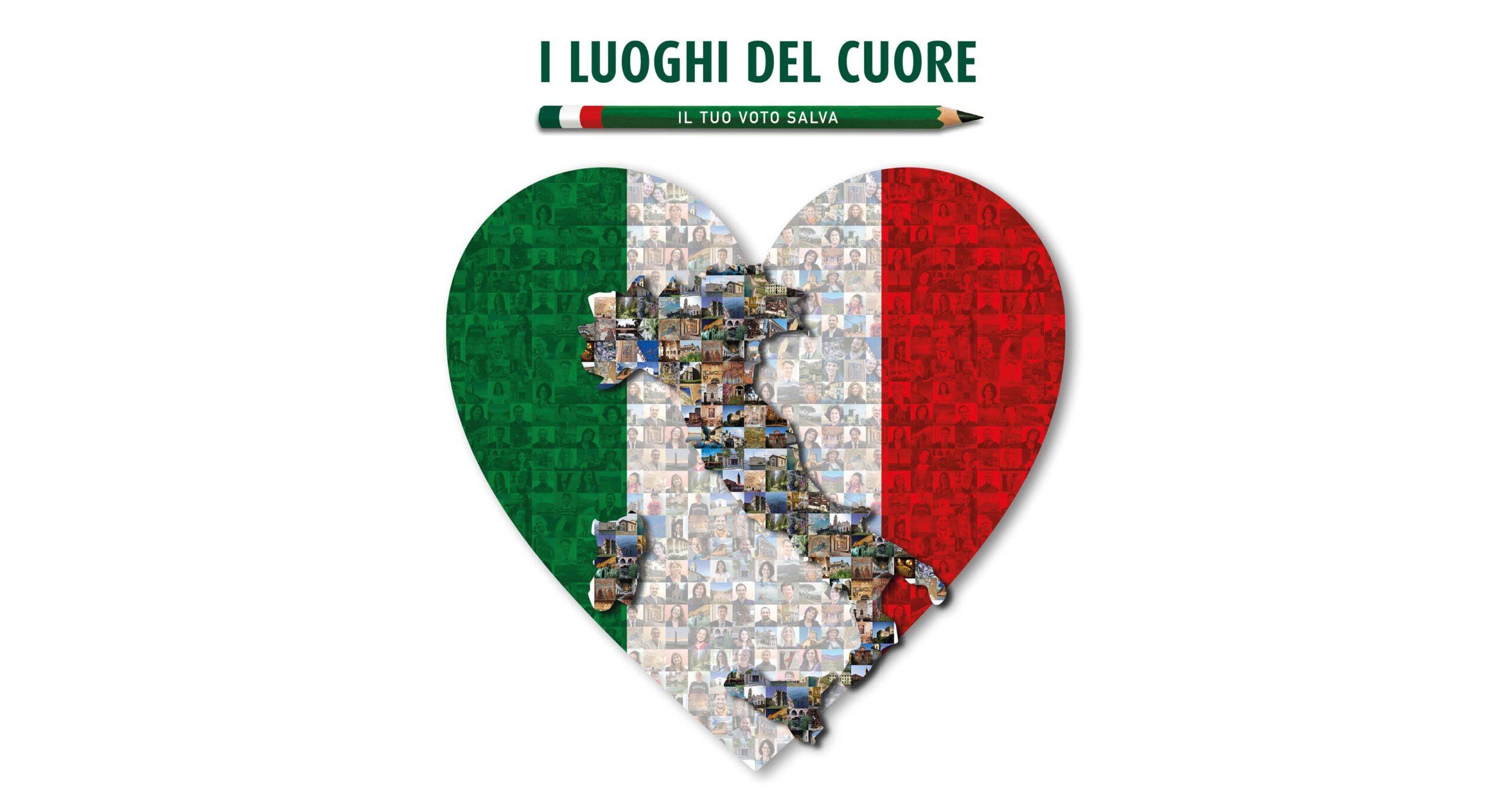 """Campagna """"I luoghi del cuore 2020"""" promossa dal FAI – Fondo Ambiente Italiano"""