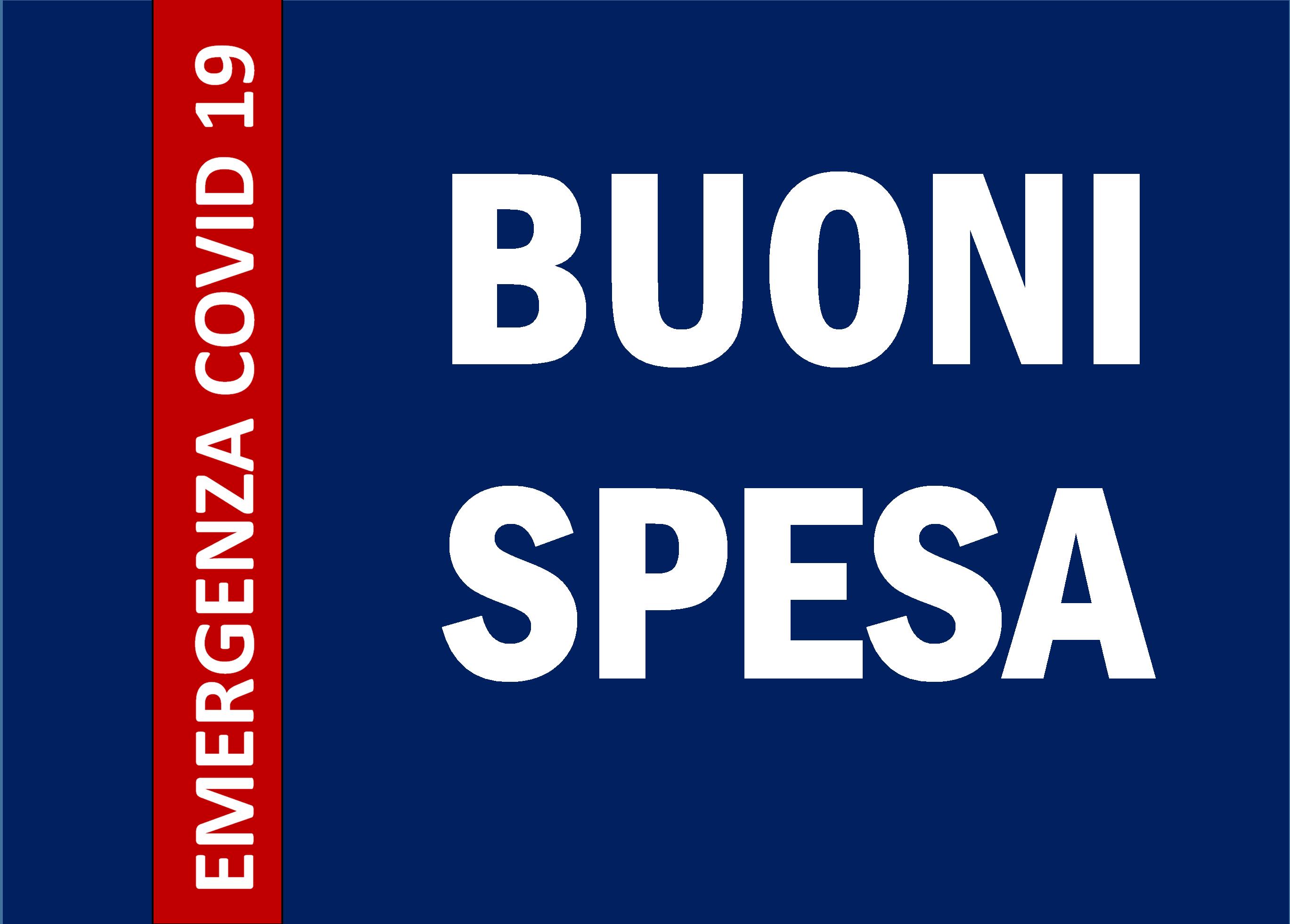 RICHIESTA BUONI SPESA – RBS2  (Ordinanza n. 658 del 29/03/20)