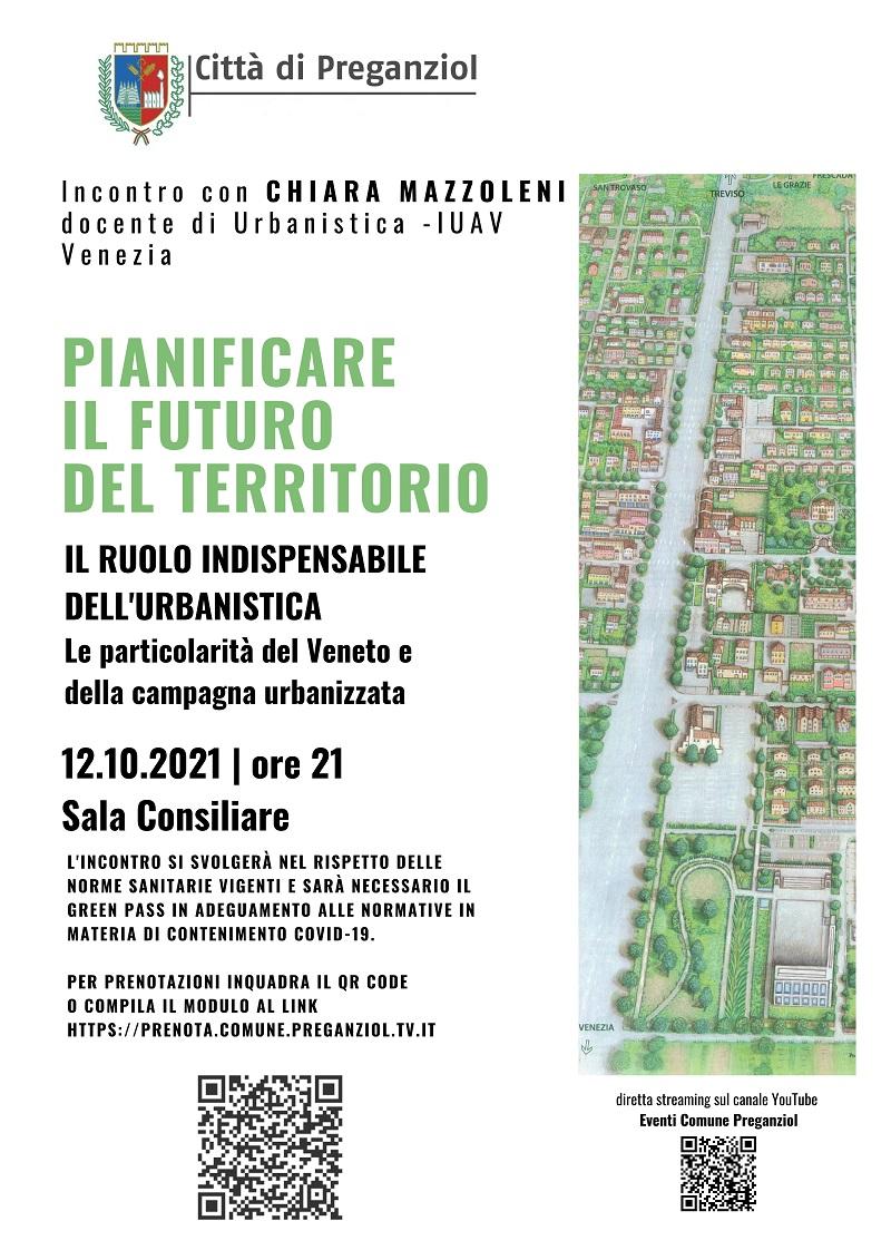 PIANIFICARE IL FUTURO DEL TERRITORIO: ll ruolo indispensabile dell'urbanistica. Le particolarità del Veneto e della campagna urbanizzata